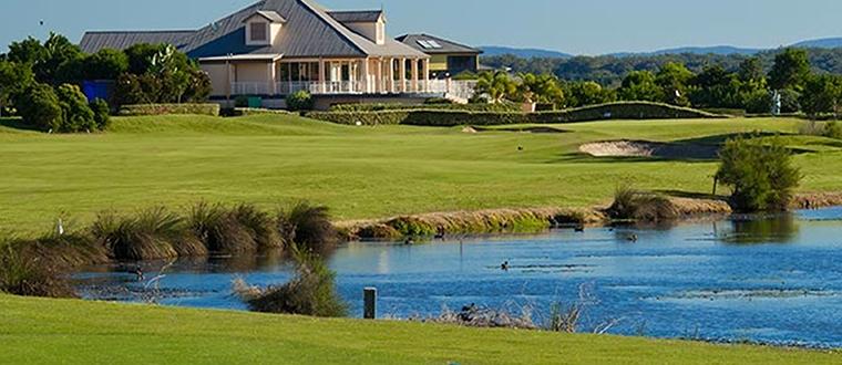 Harrington Waters Golf Club